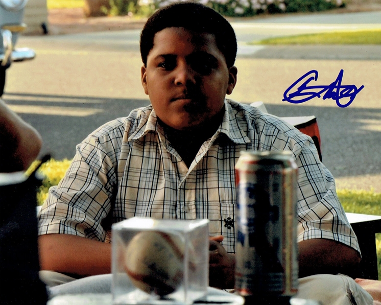 Christopher Jordan Wallace Signed Photo