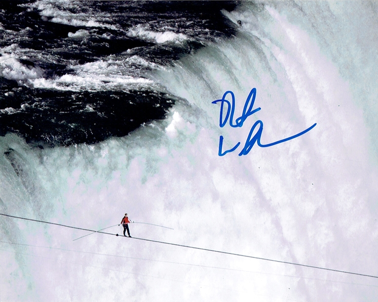 Nik Wallenda Signed Photo