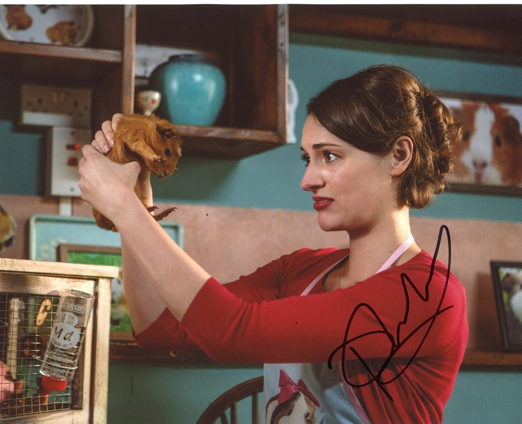 Phoebe Waller-Bridge Signed Photo