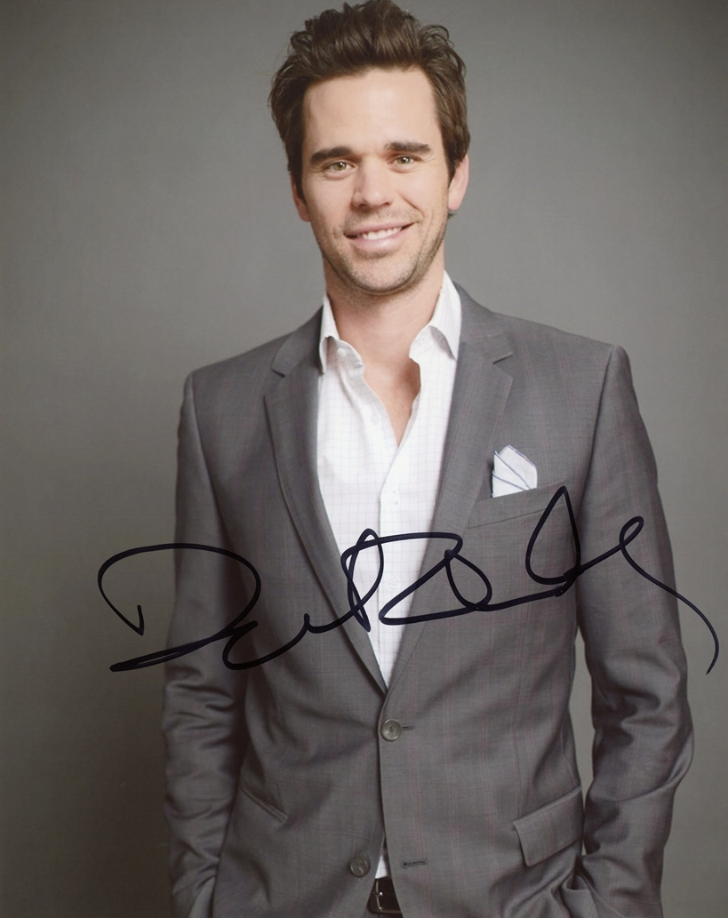 David Walton Signed Photo