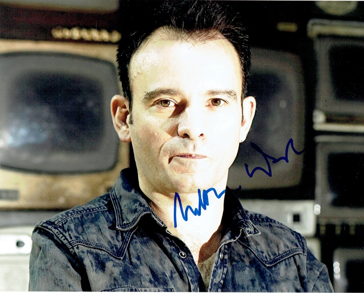Matthew Warchus Signed Photo