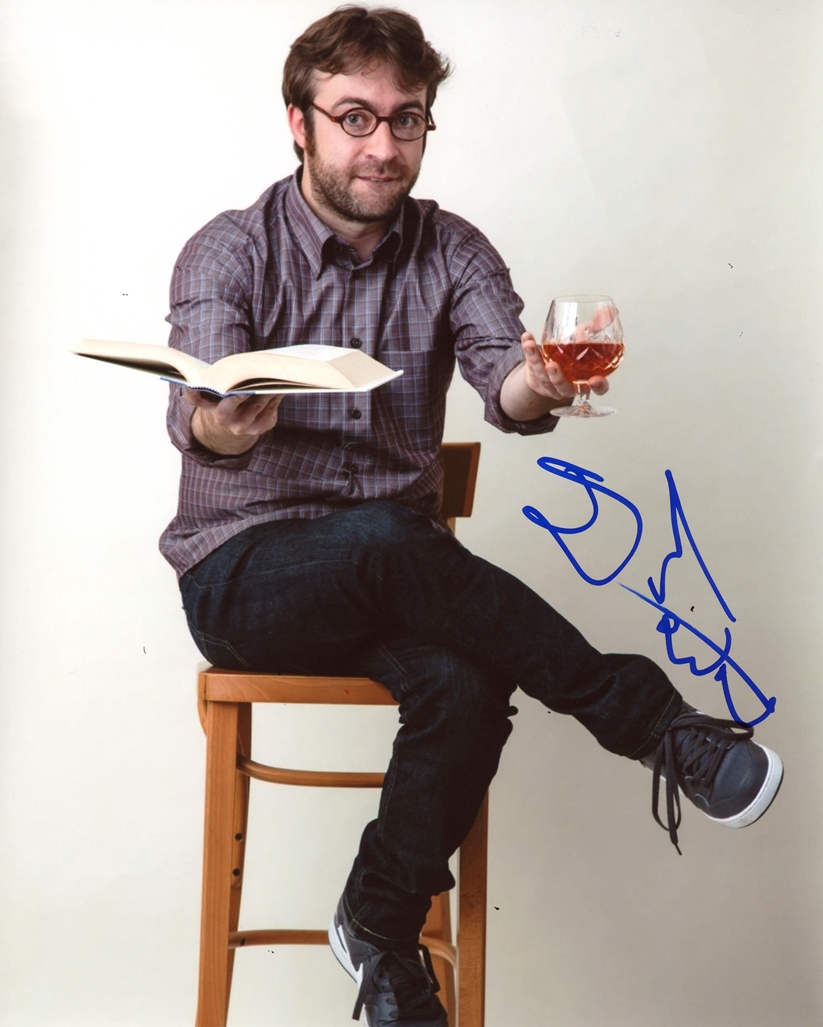 Derek Waters Signed Photo
