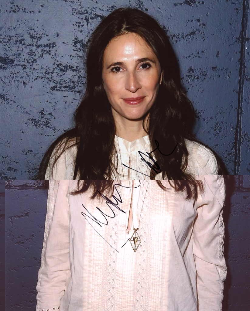 Michaela Watkins Signed Photo