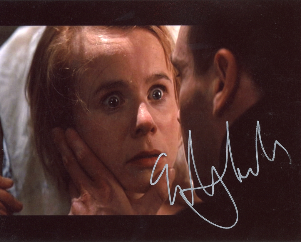 Emily Watson Signed Photo