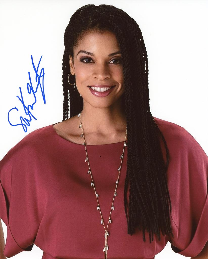 Susan Kelechi Watson Signed Photo