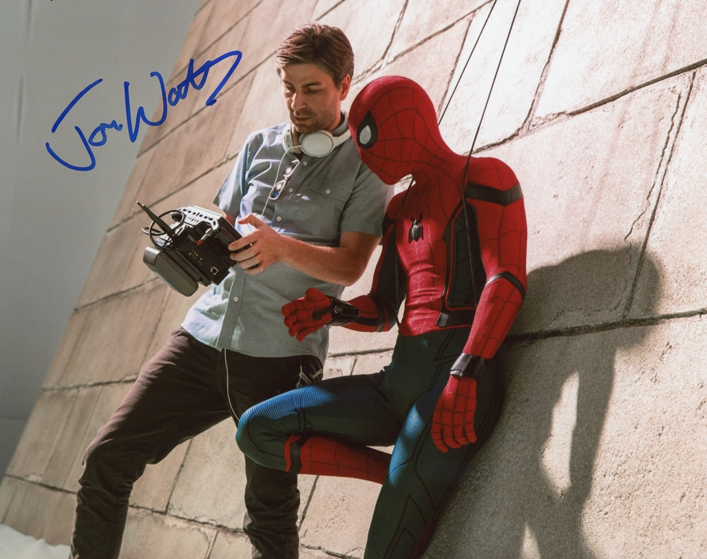 Jon Watts Signed Photo