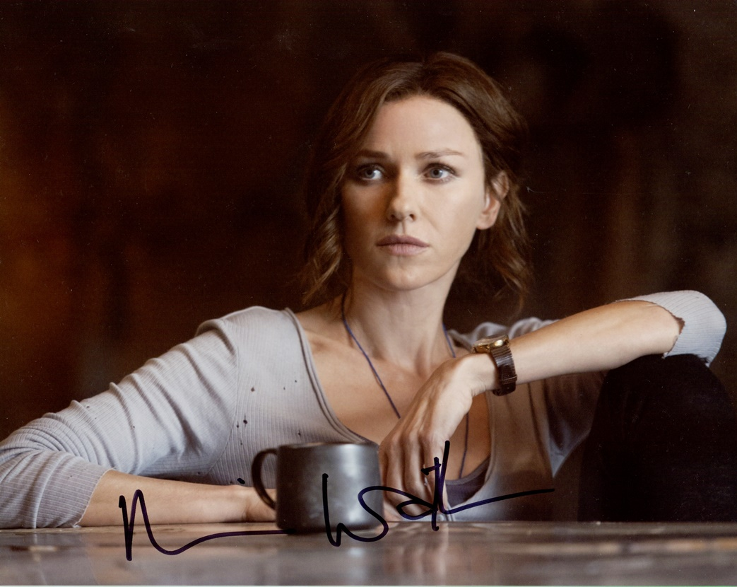 Naomi Watts Signed Photo