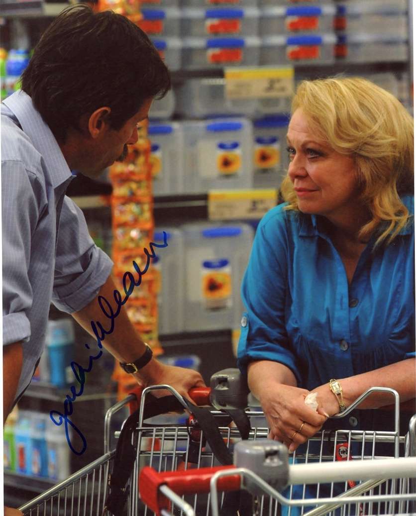 Jacki Weaver Signed Photo
