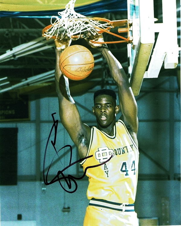 Chris Webber Signed Photo