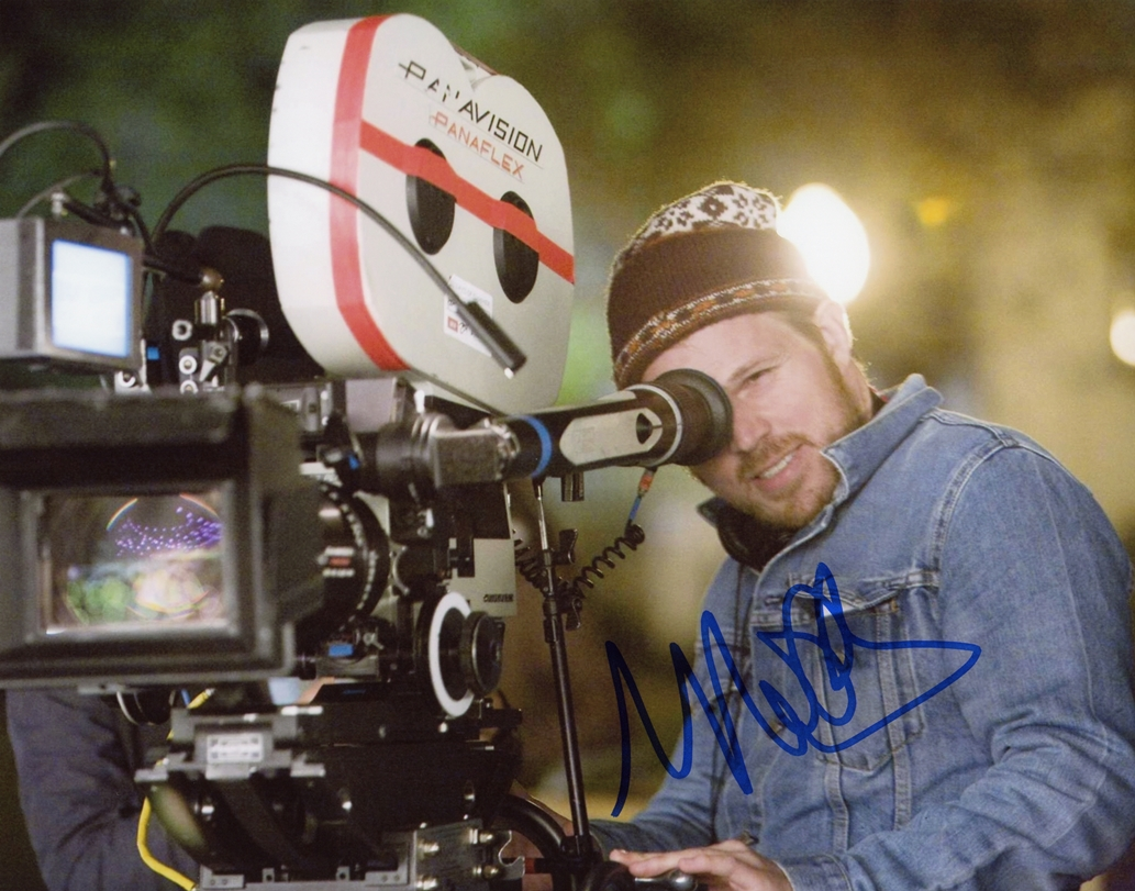 Marc Webb Signed Photo