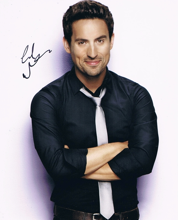 Ed Weeks Signed Photo