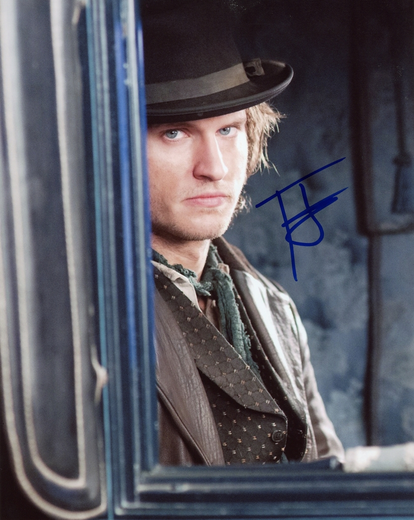 Tom Weston-Jones Signed Photo