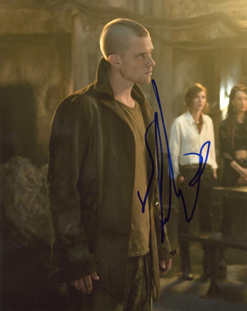 Jonny Weston Signed Photo