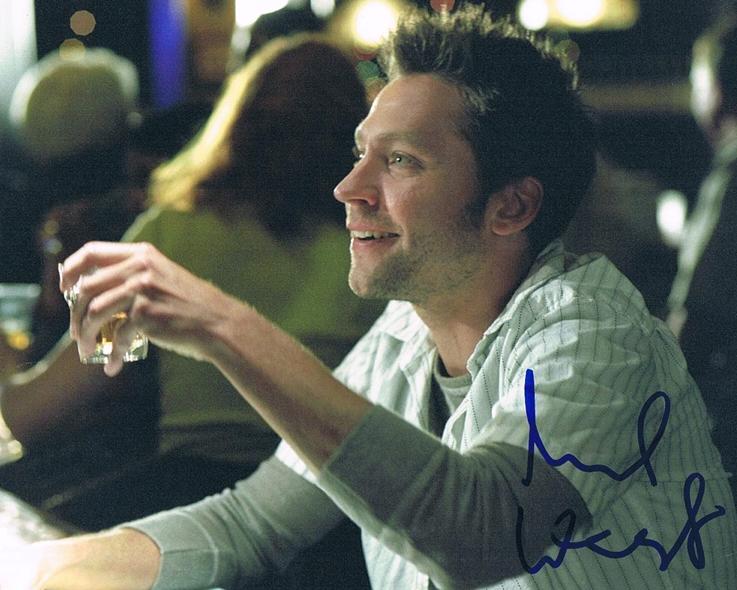 Michael Weston Signed Photo