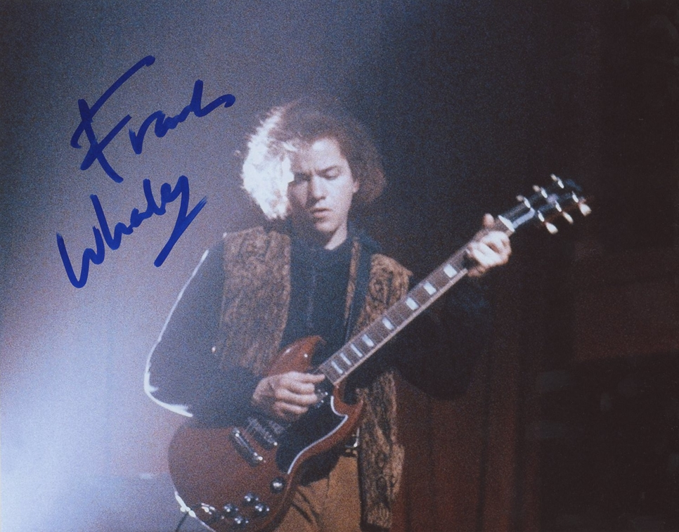 Frank Whaley Signed Photo