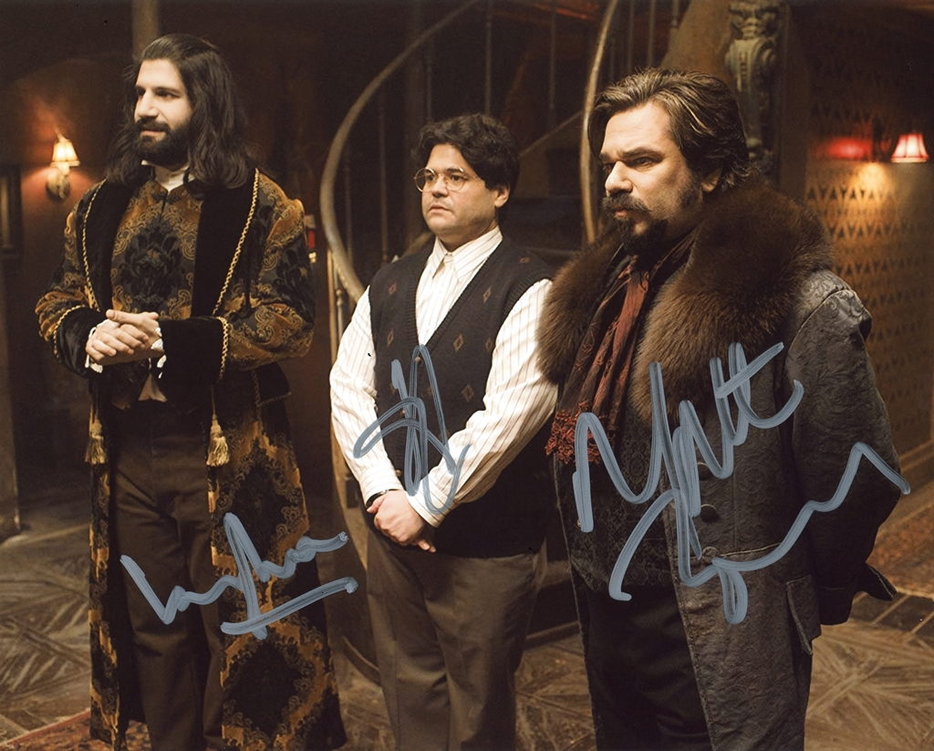 What We Do in the Shadows Signed Photo