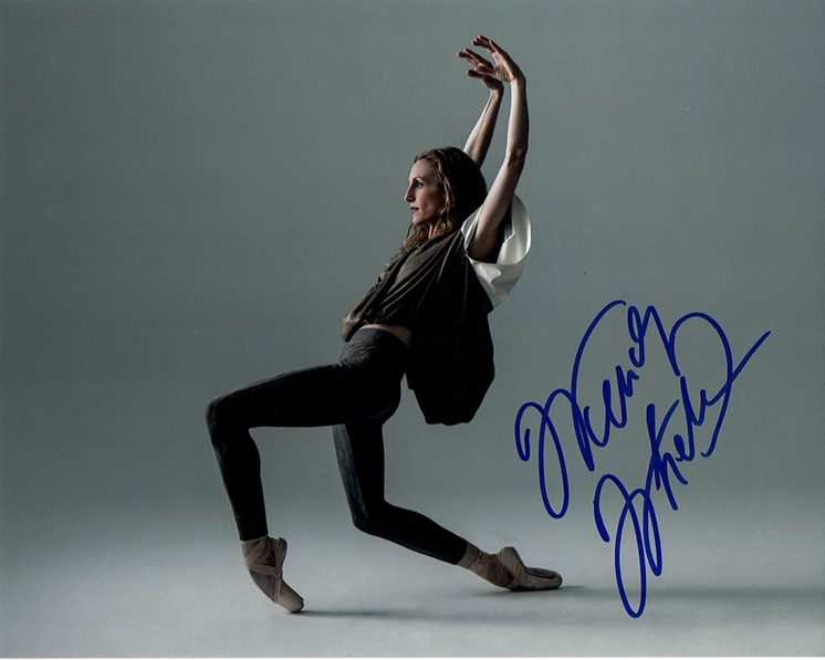 Wendy Whelan Signed Photo