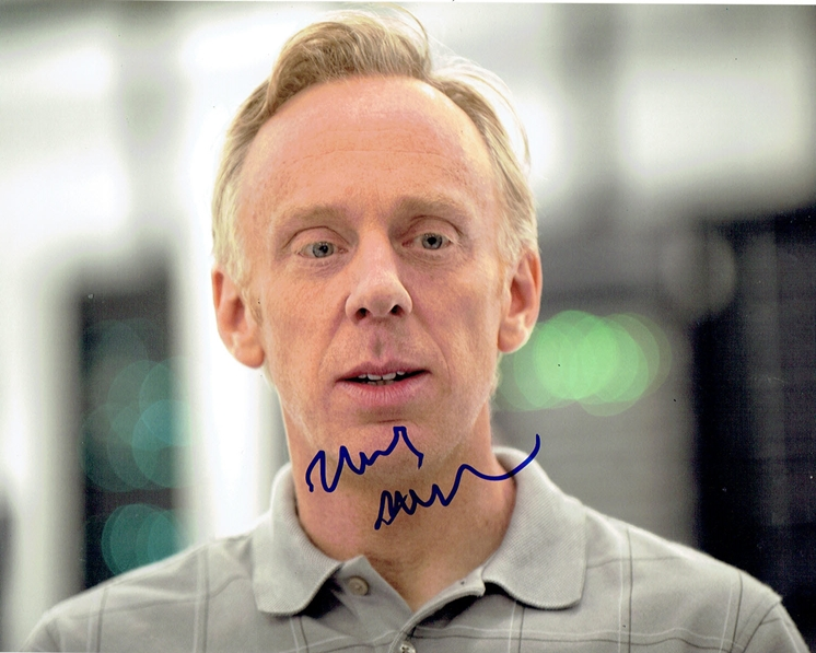 Mike White Signed Photo