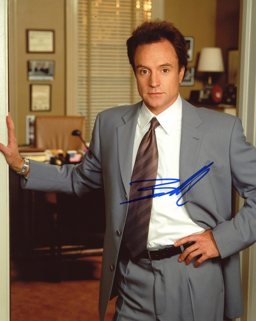 Bradley Whitford Signed Photo