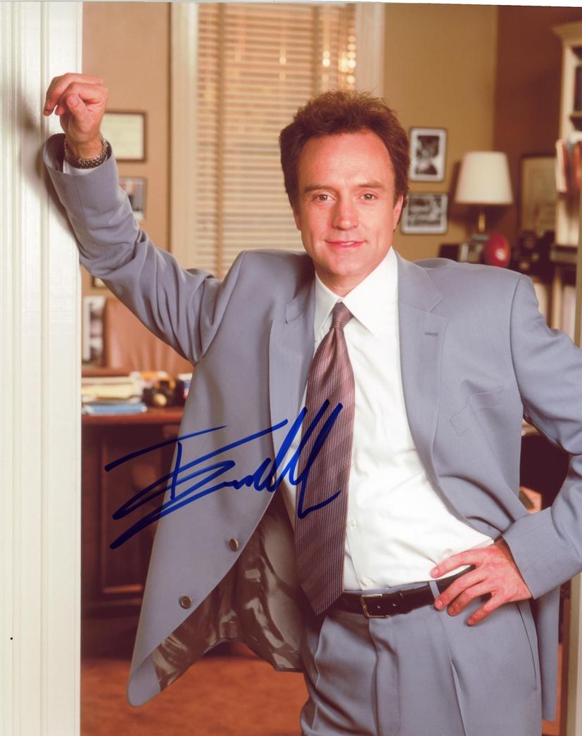 Bradley Whitford Signed Photo
