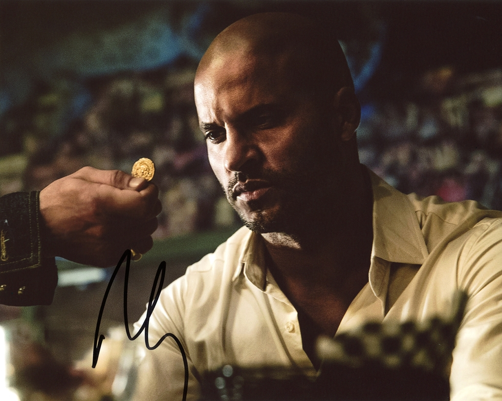 Ricky Whittle Signed Photo