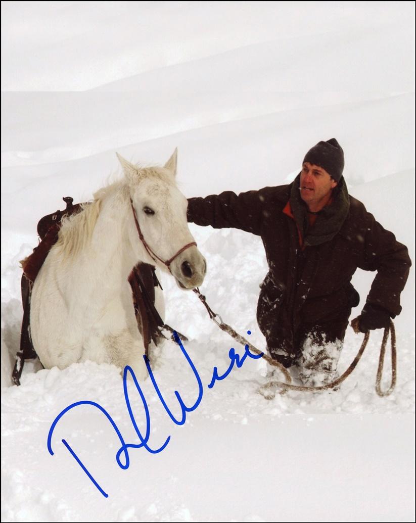 Richard Wiese Signed Photo