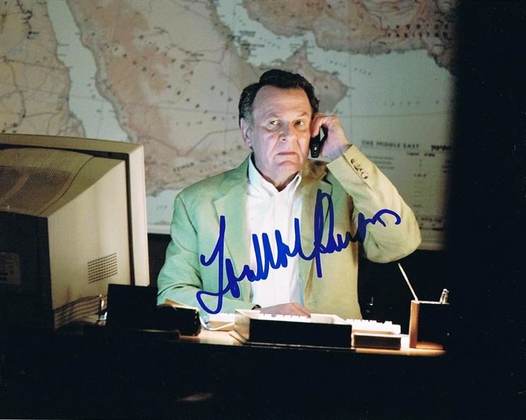 Tom Wilkinson Signed Photo