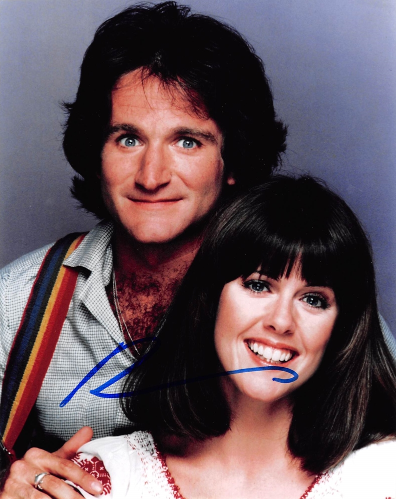 Robin Williams Signed Photo