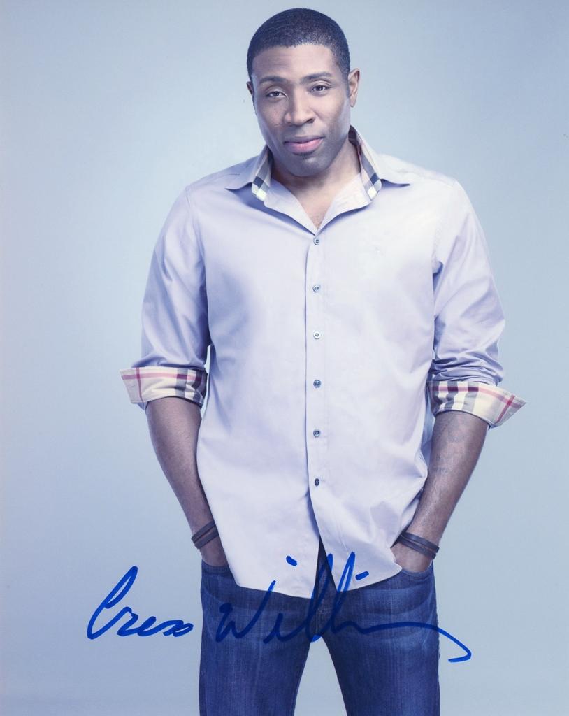 Cress Williams Signed Photo