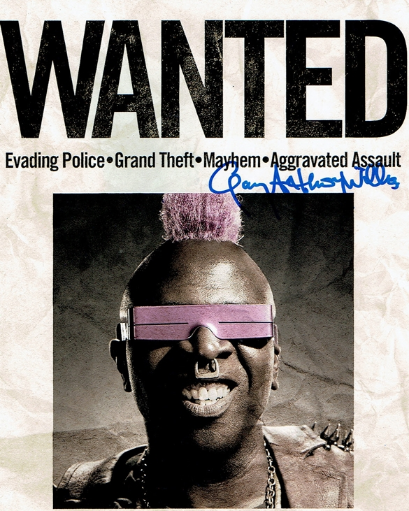 Gary Anthony Williams Signed Photo