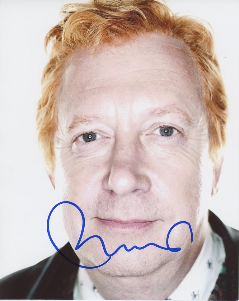 Mark Williams Signed Photo