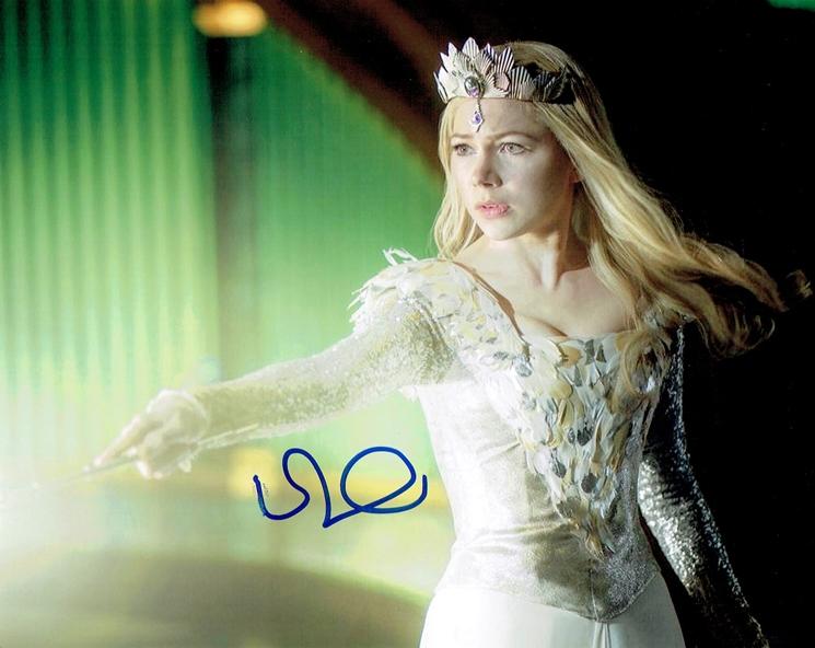 Michelle Williams Signed Photo