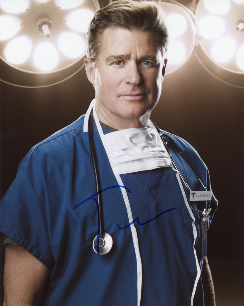 Treat Williams Signed Photo