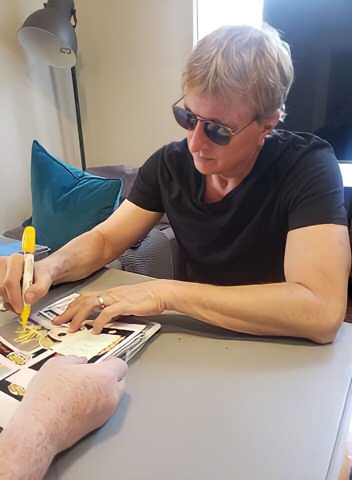 William Zabka Signing