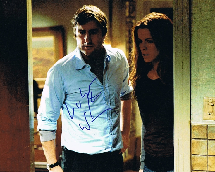 Luke Wilson Signed Photo