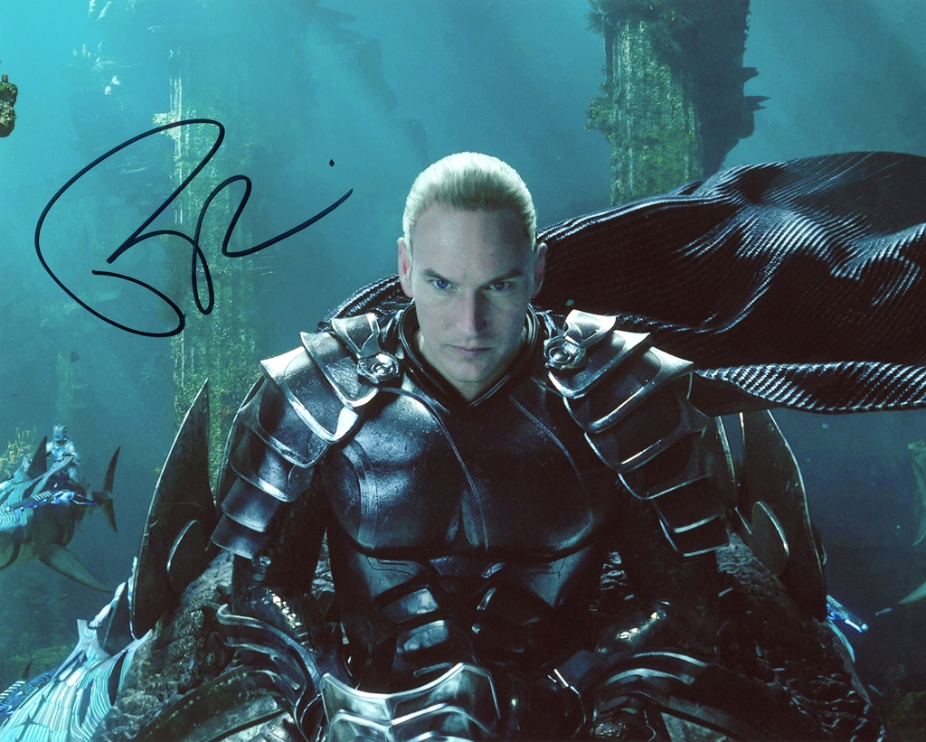 Patrick Wilson Signed Photo