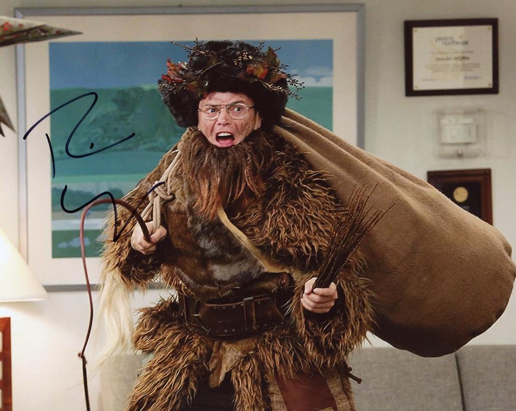 Rainn Wilson Signed Photo