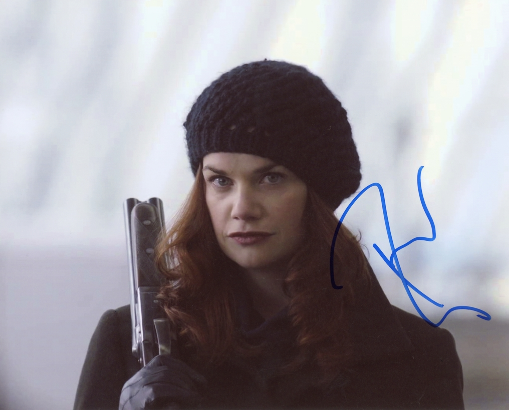 Ruth Wilson Signed Photo