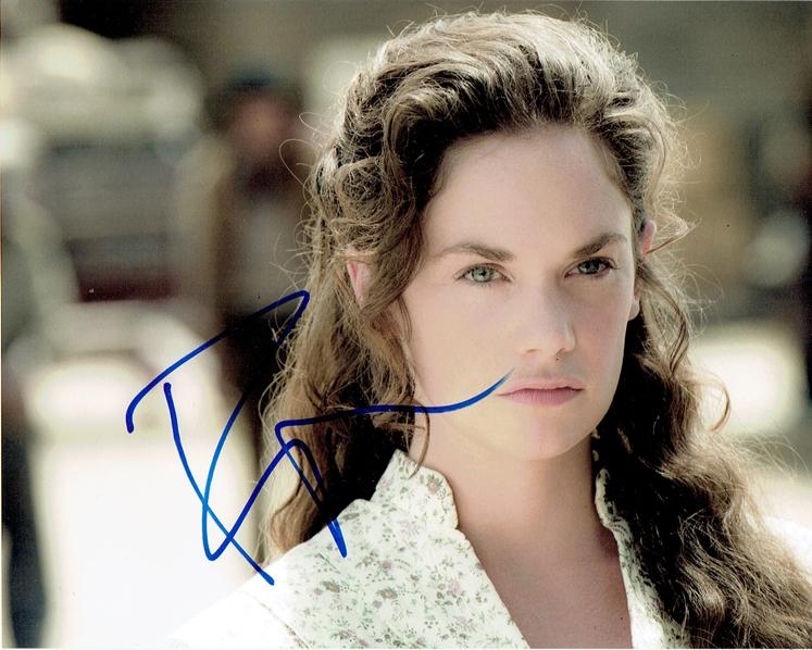 Ruth Wilson Signed Photo