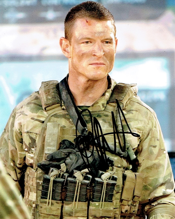 Philip Winchester Signed Photo