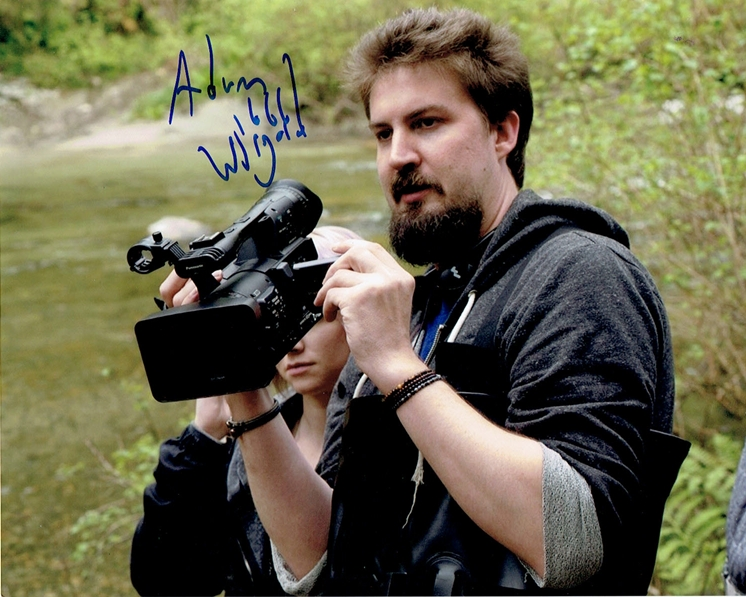 Adam Wingard Signed Photo