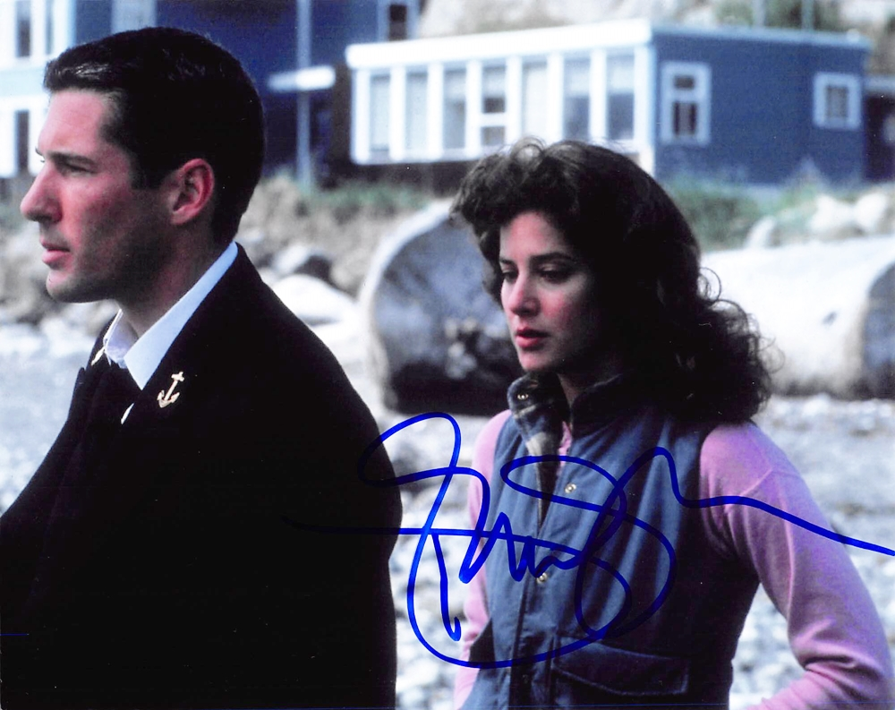 Debra Winger Signed Photo