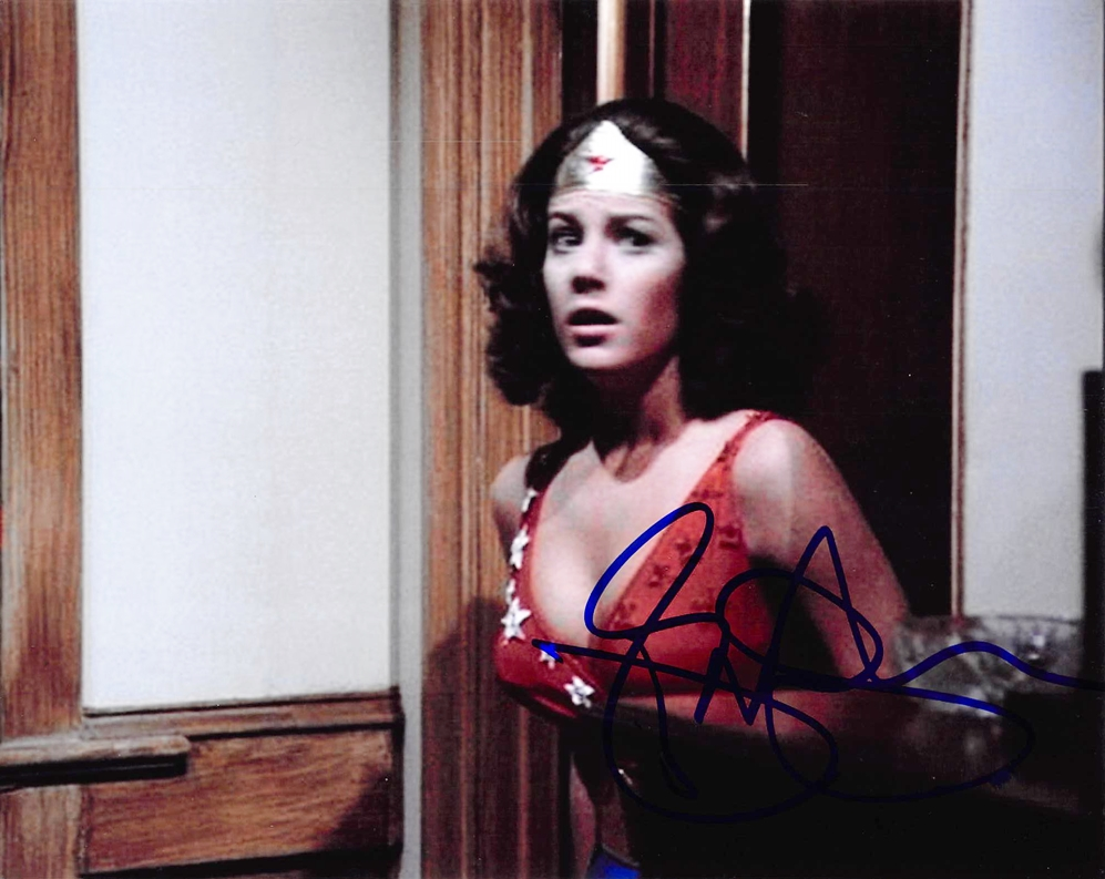 Debra Winger Signed Photo