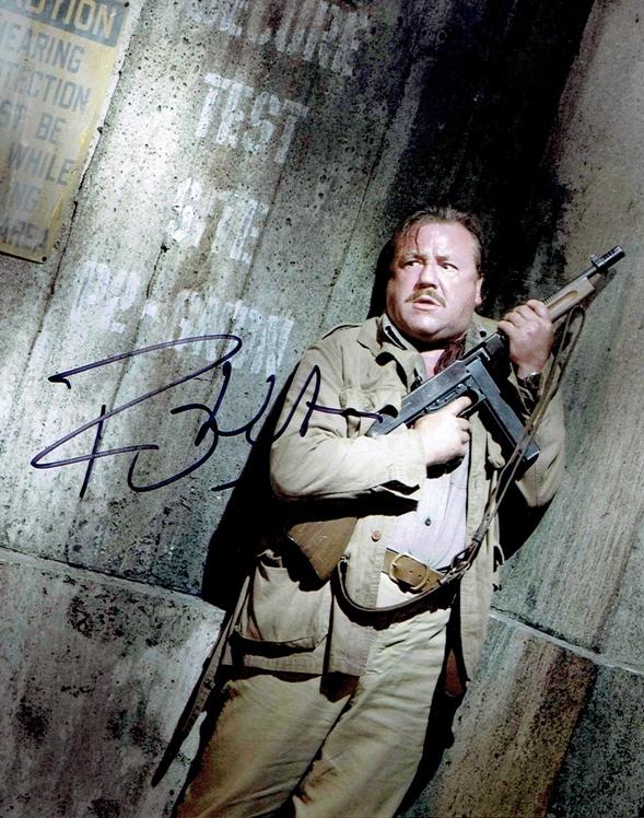 Ray Winstone Signed Photo