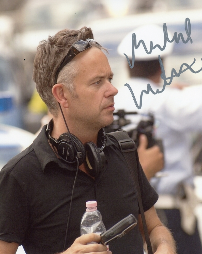 Michael Winterbottom Signed Photo
