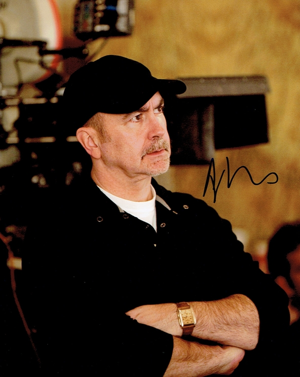 Terence Winter Signed Photo