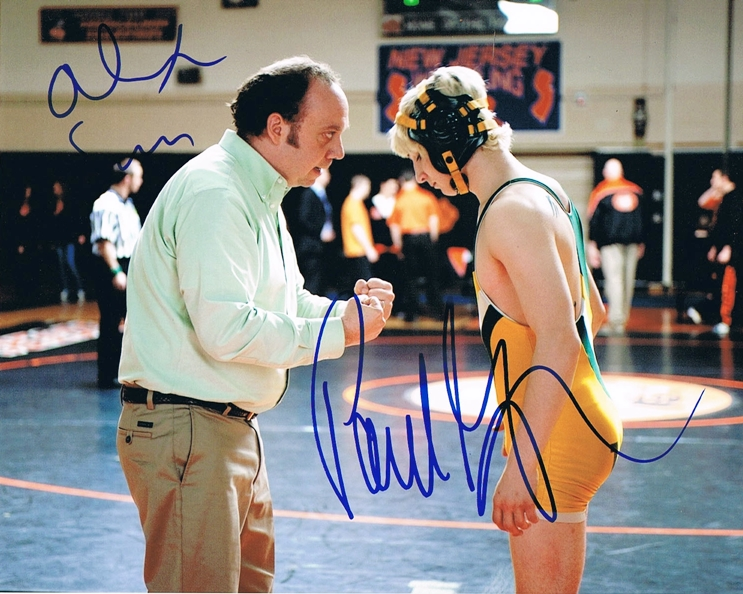 Win Win Signed Photo