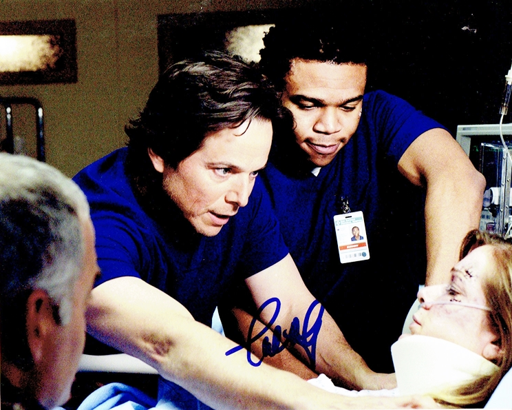 Scott Wolf Signed Photo