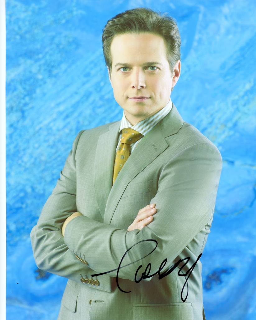 Scott Wolf Signed Photo