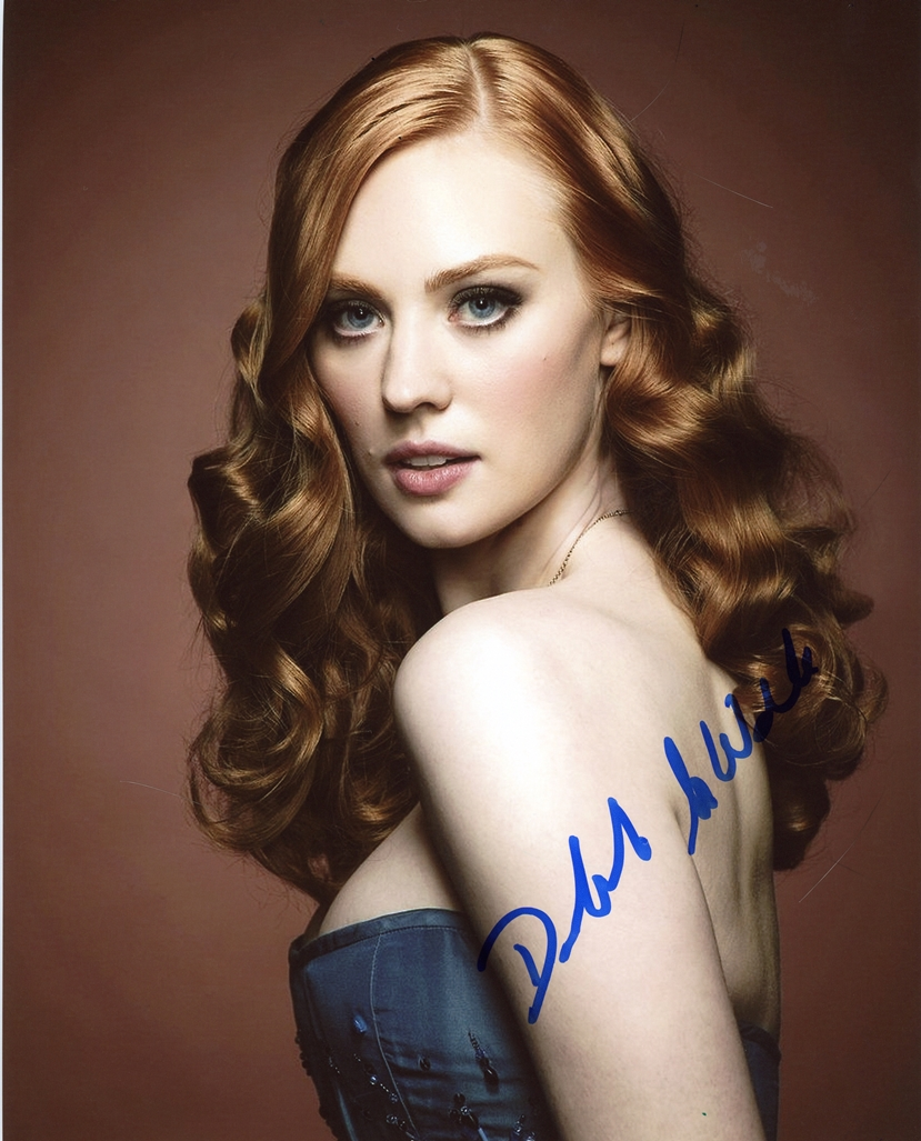 Deborah Ann Woll Signed Photo